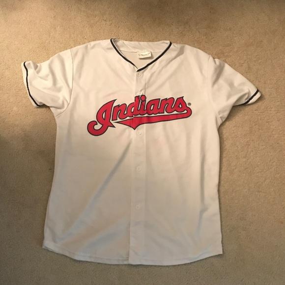 Cody Allen Cleveland Indians Jersey